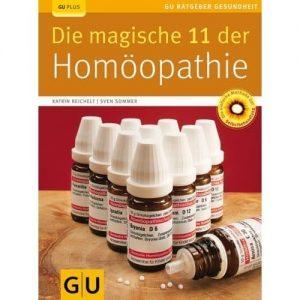 Magische 11 der Hmöopathie
