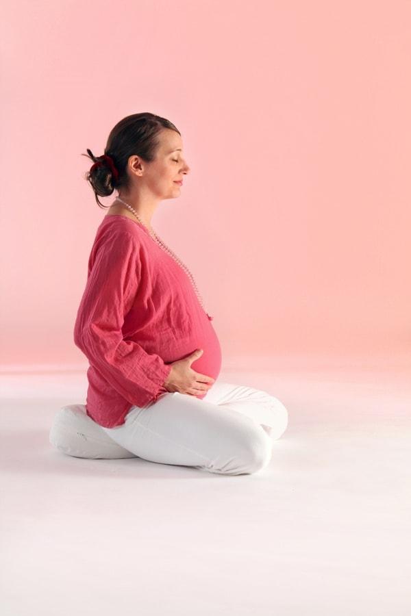 Yoga in der Schwangerschaft - Entspannt und voller Energie