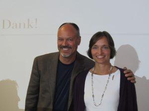 Dr. Bradley Nelson und Dr. Susanne Hufnagel