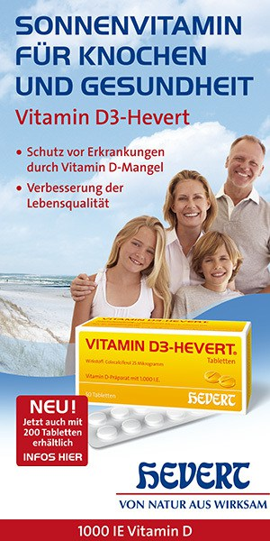 Vitamin D3-Hevert