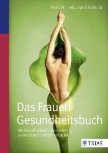 Cover Frauen-Gesundheitsbuch 2014