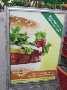 Fast Food vegetarisch