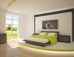 Ein schönes Schlafzimmer = gesunder Schlaf?