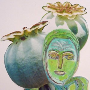 Pflanzengöttinnen und ihre Heilkräuter im Jahreszyklus