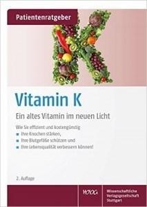 Gröber Patientenratgeber Vitamin K
