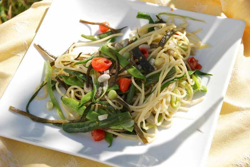 Meeresgemüse und Algen als Bestandteil unserer Ernährung