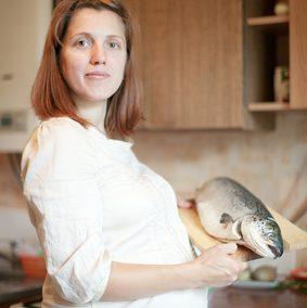 Omega-3-Fettsäuren, wichtig von Schwangerschaft bis Alter