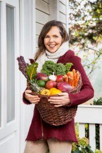 Durch gesunde Ernährung in Ordnung kommen